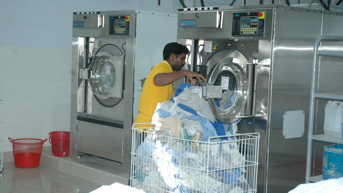 Dry Cleaning/Laundry Service