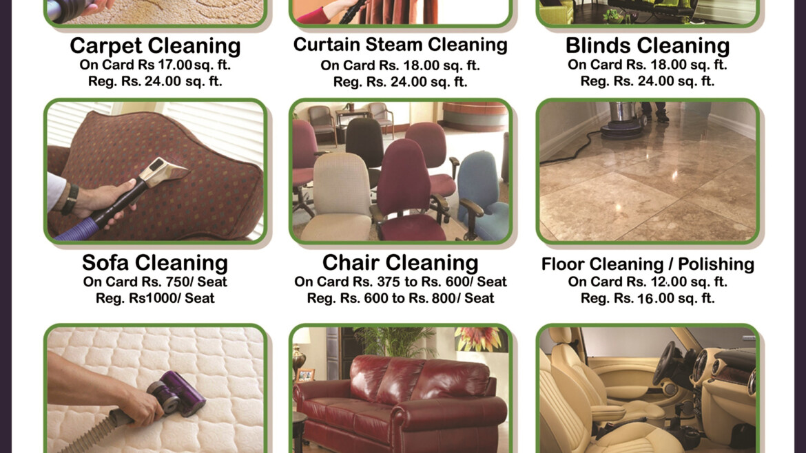 On Spot Carpet & Upholstery Cleaning