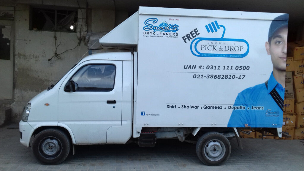 Pick & Drop Service